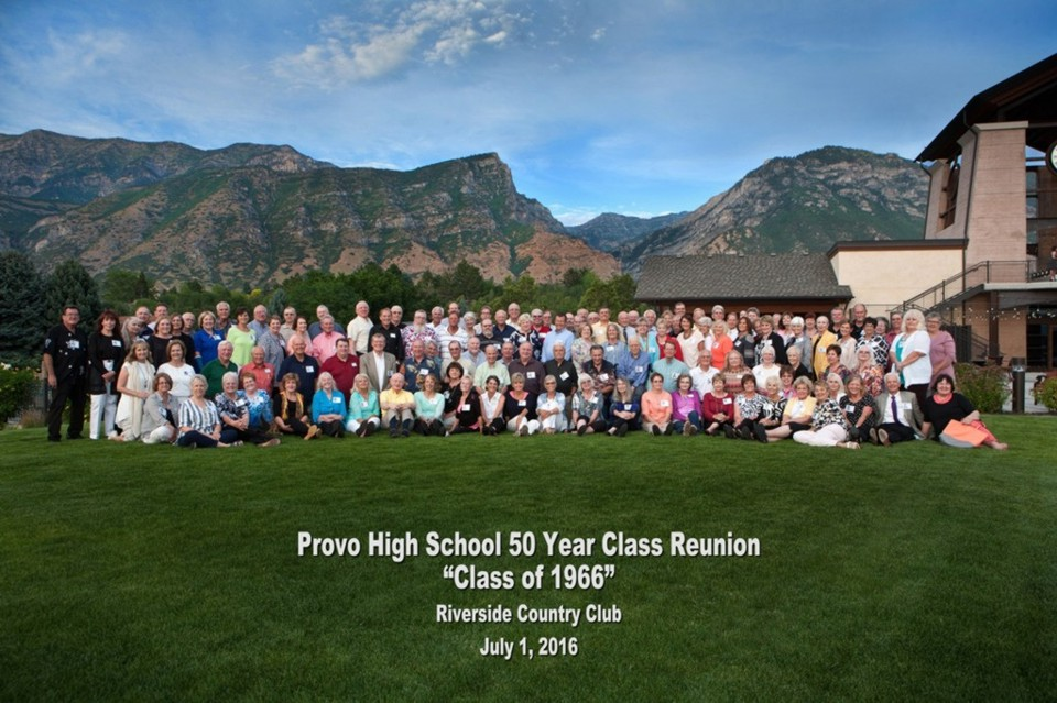 Provo High School – Class of 1966